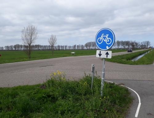 Onveilige verkeerssituatie in Giessenburg aangepakt!