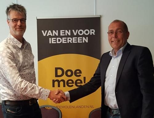 Jan van Heukelum nieuwe voorzitter Doe mee!